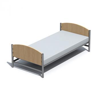 Łóżko pojedyncze D