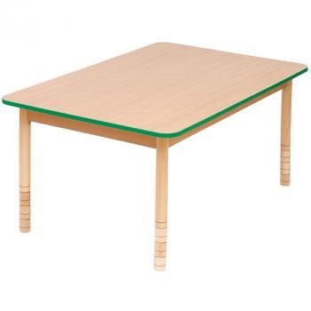 Stół drewniany prostokątny